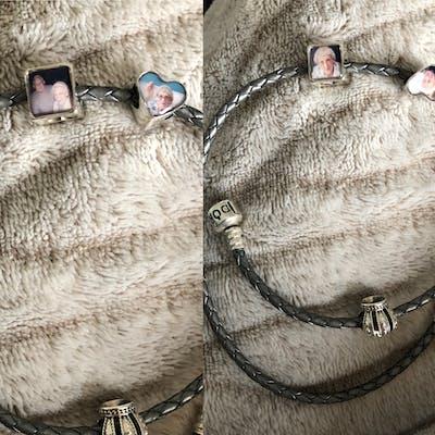 Double Photo Charm