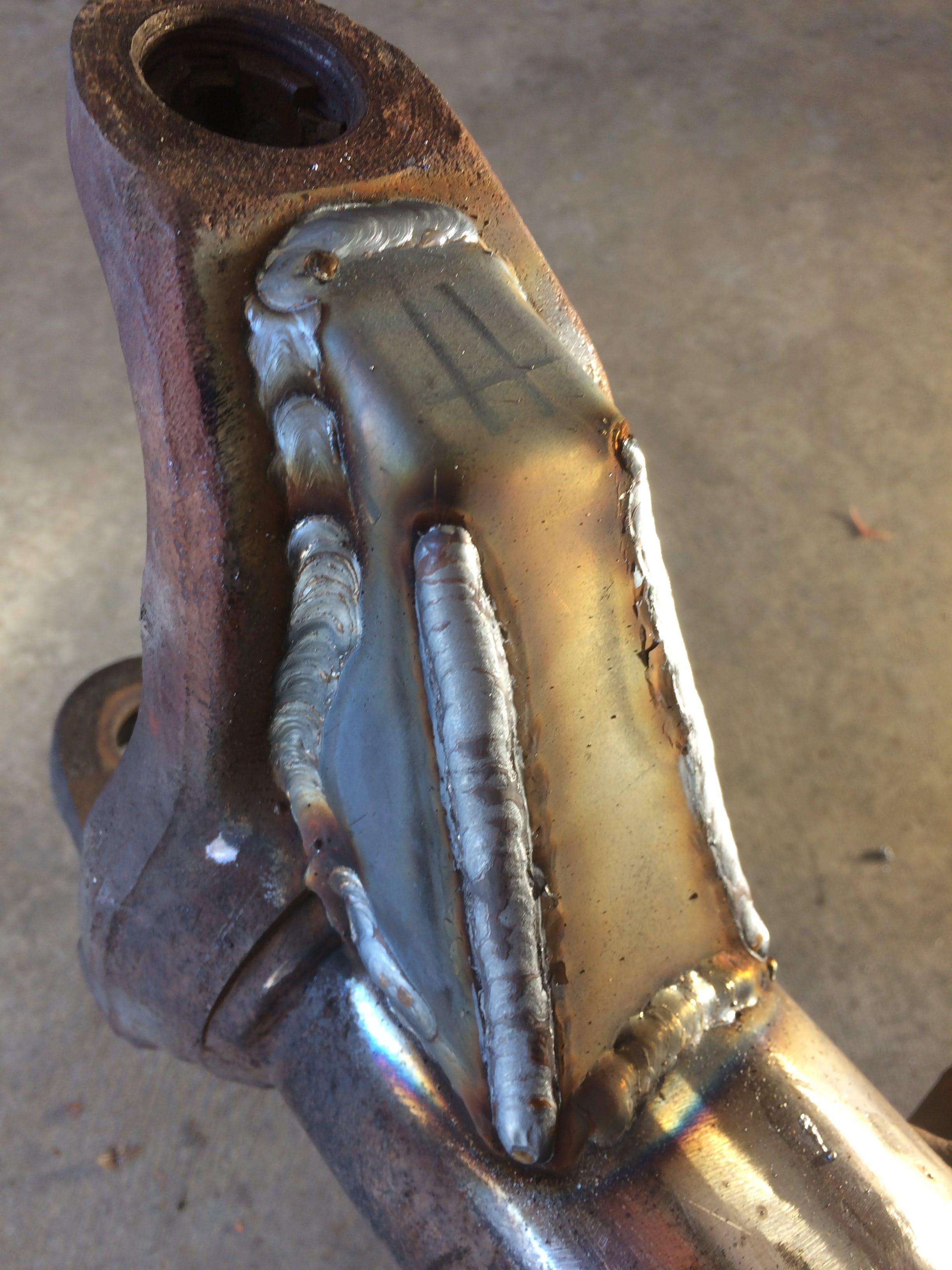 Dana 44 Inner Knuckle Gusset Set (Inner C's)