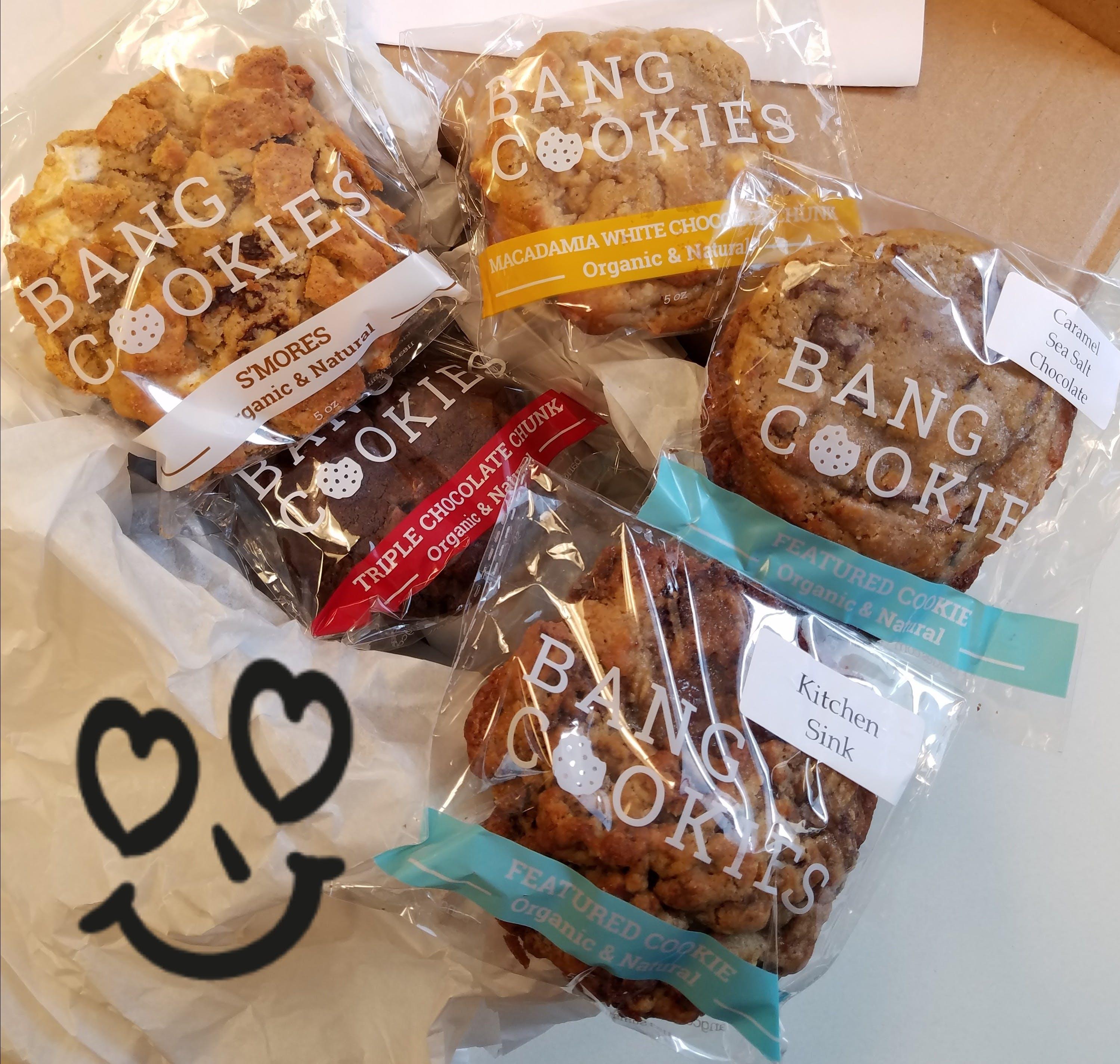 Kitchen Sink – Bang Cookies