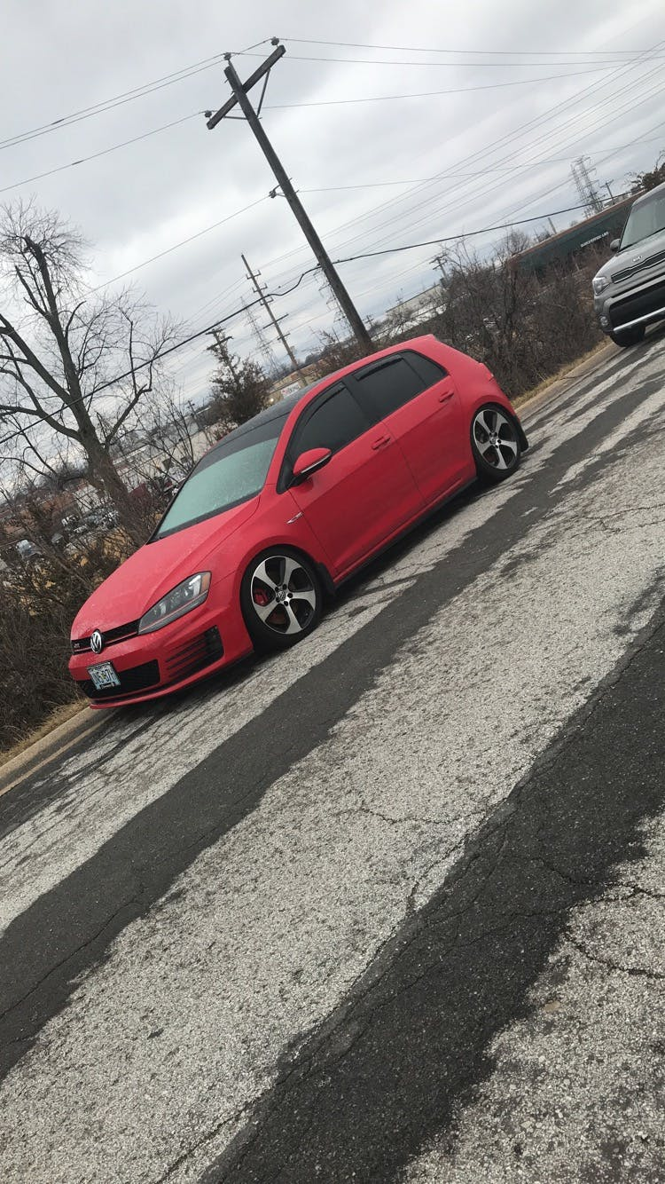 14 Volkswagen Golf Mk7 Bc Racing Coilovers H 24 Br Coiloverdepot Com