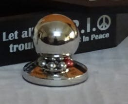 Decision Maker Paper Weight