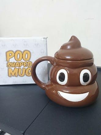 3D Poop Mug