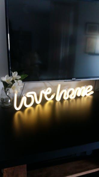 Home Neon Light