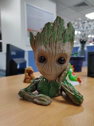Baby Groot Holder