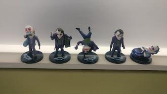 Joker Action Figures - Set of 5
