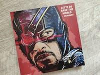 Deadshot Canvas Print - DC