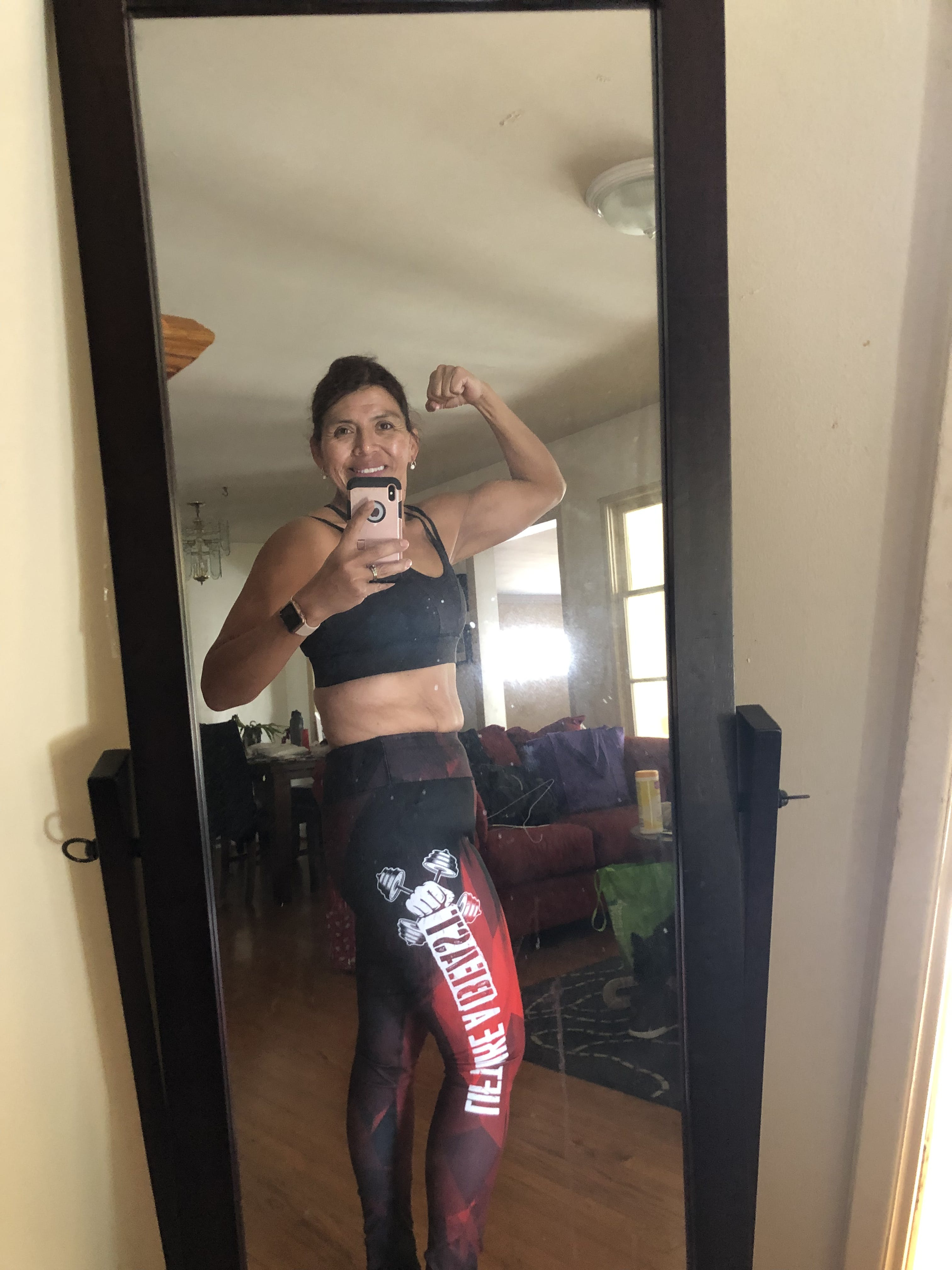 8b5f5a5cf The workout leggings are phenomenal and I love them. I always get  compliments from everyone when I wear them.