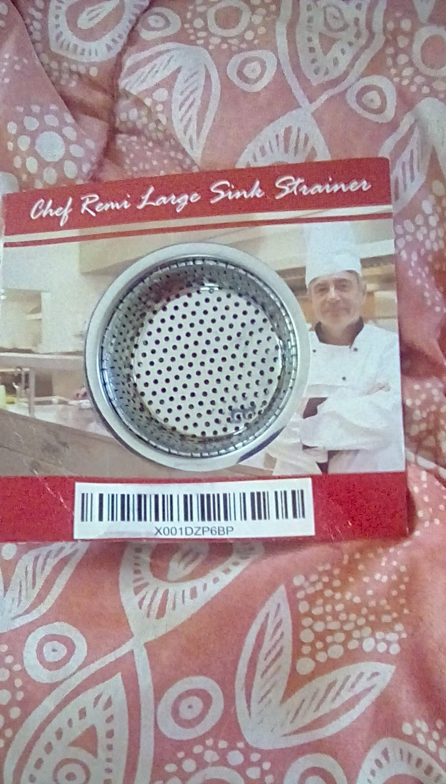 Chef Remi Sink Strainer (2pcs) | Chef Remi