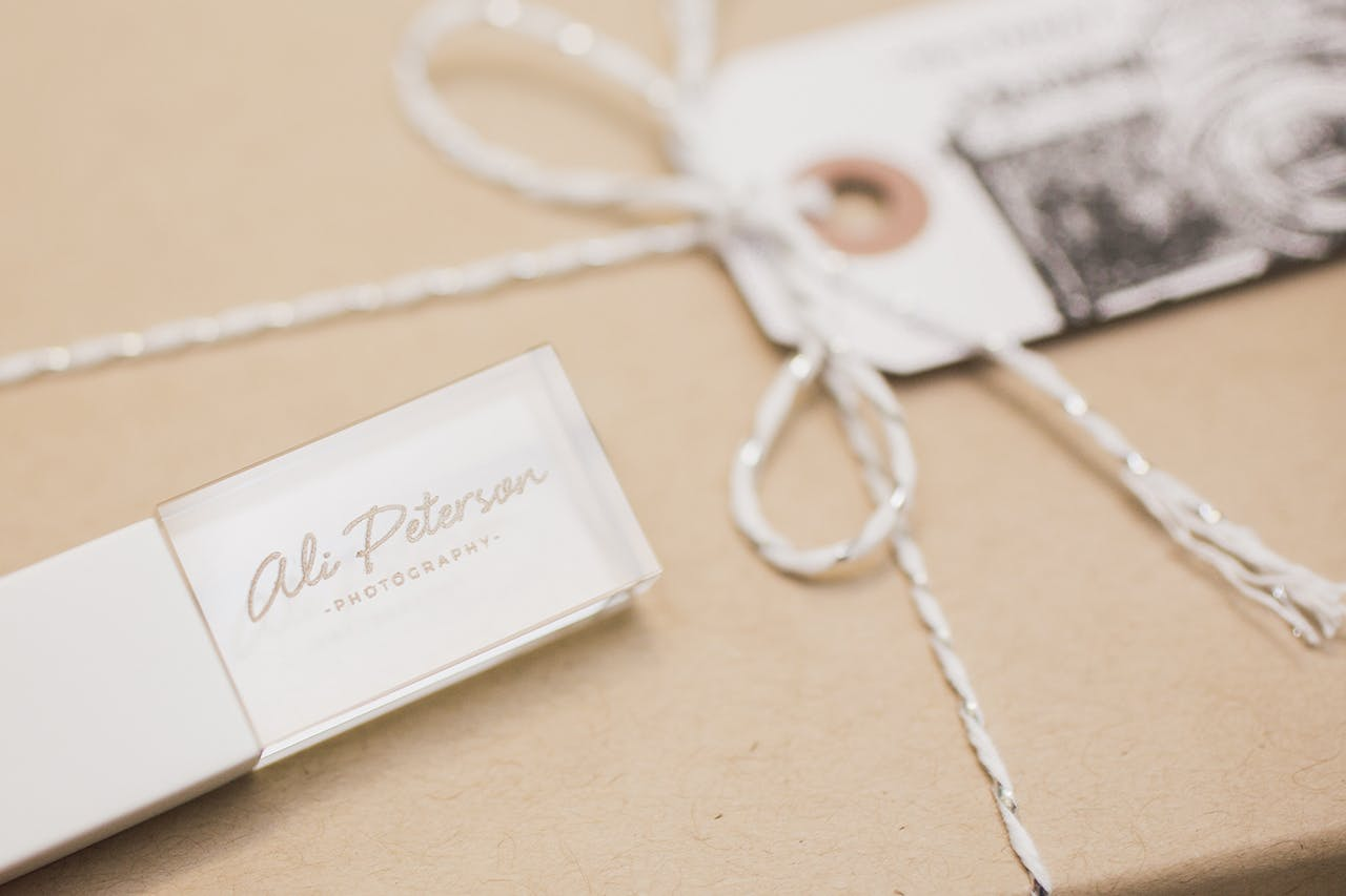 Custom USB Drive Presentation Boxes for Photographers - Design Aglow