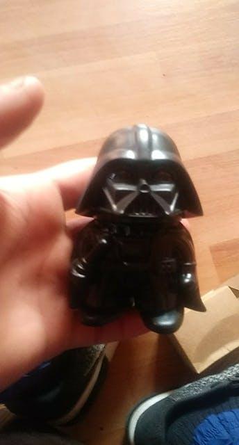 """""""Darth Fader"""" Star Wars Lord Darth Vader Bowl for Glass Pipes Bongs Hookah"""
