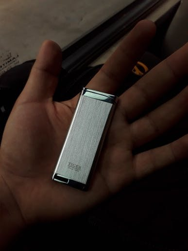 Compact Future Tech Jet Gas Torch Lighter