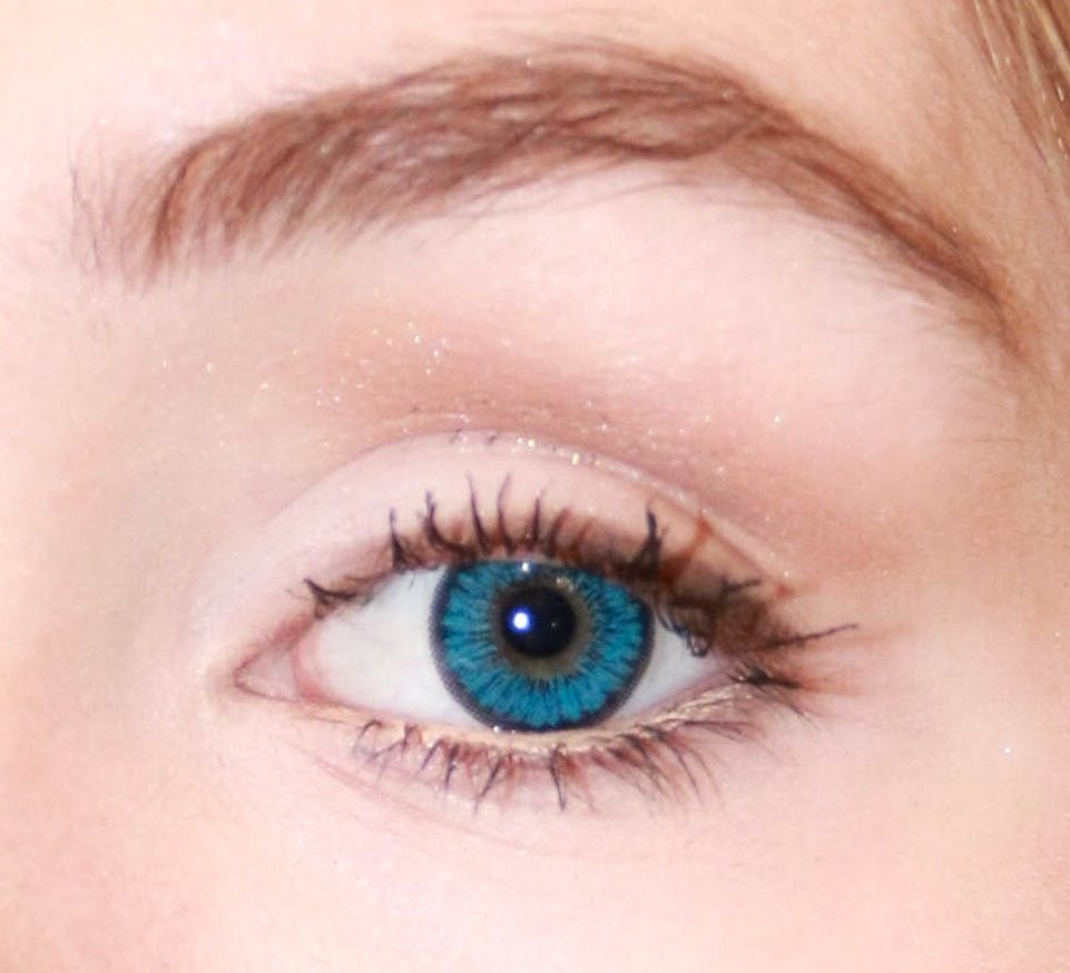 Contacts: Buy NEO Sunflower Blue Colored Contacts