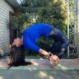 Black Moonlight Yoga Pants