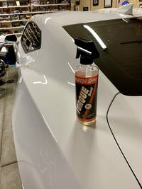 Mirror Shine - Ceramic Car Wax Spray & Sealant for Showroom Shine (16oz Bottle)
