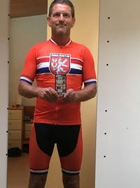 Netherlands V3 - Cycling Kit