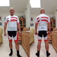 Denmark V4 - Cycling Kit