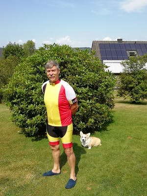 Belgium Men's Cycling Kit