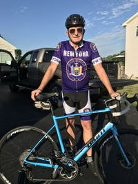 New York Cycling Kit