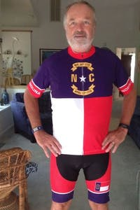 North Carolina Cycling Kit