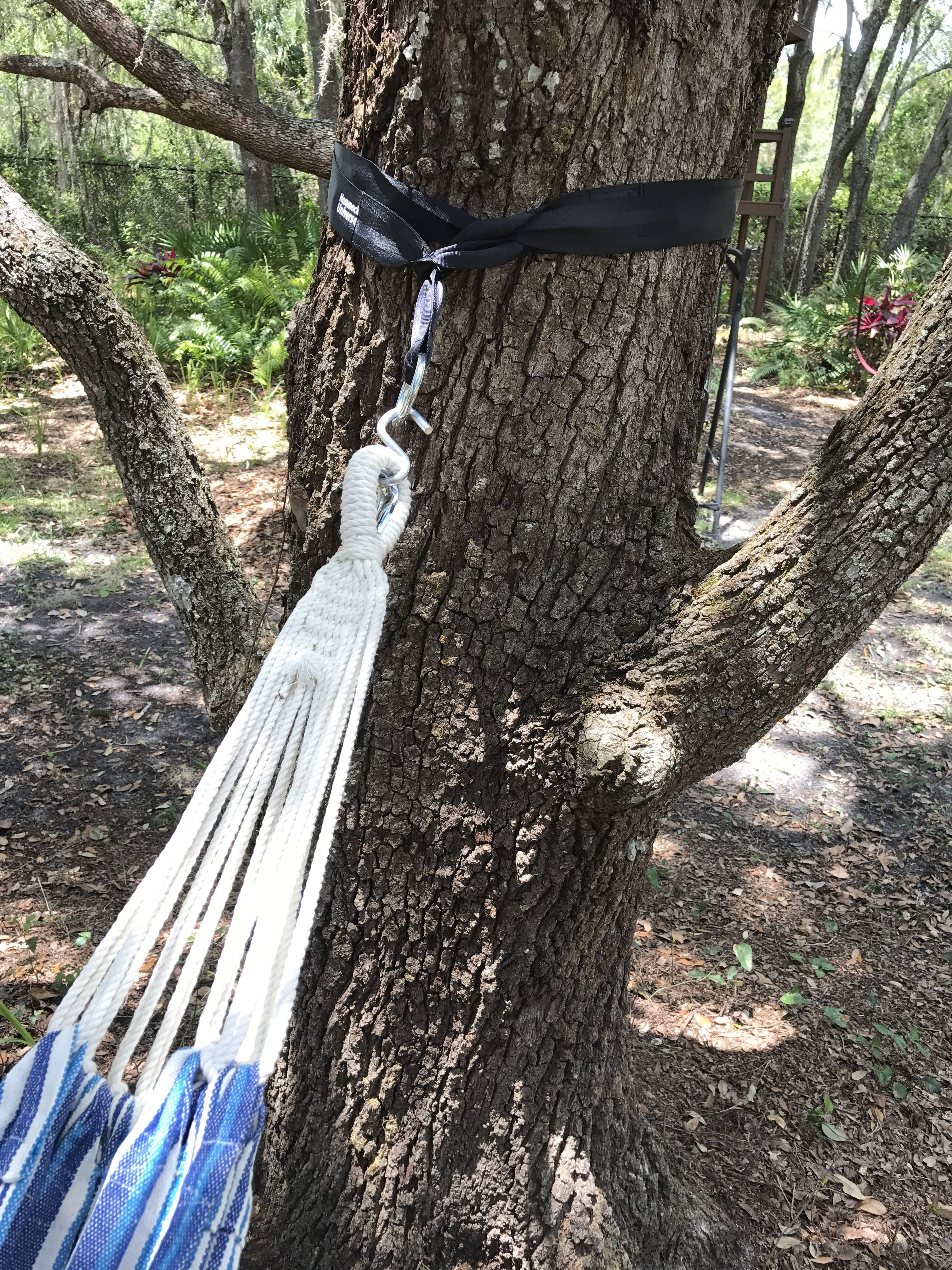 Hanging Accessories Eco Friendly Hammock Tree Straps