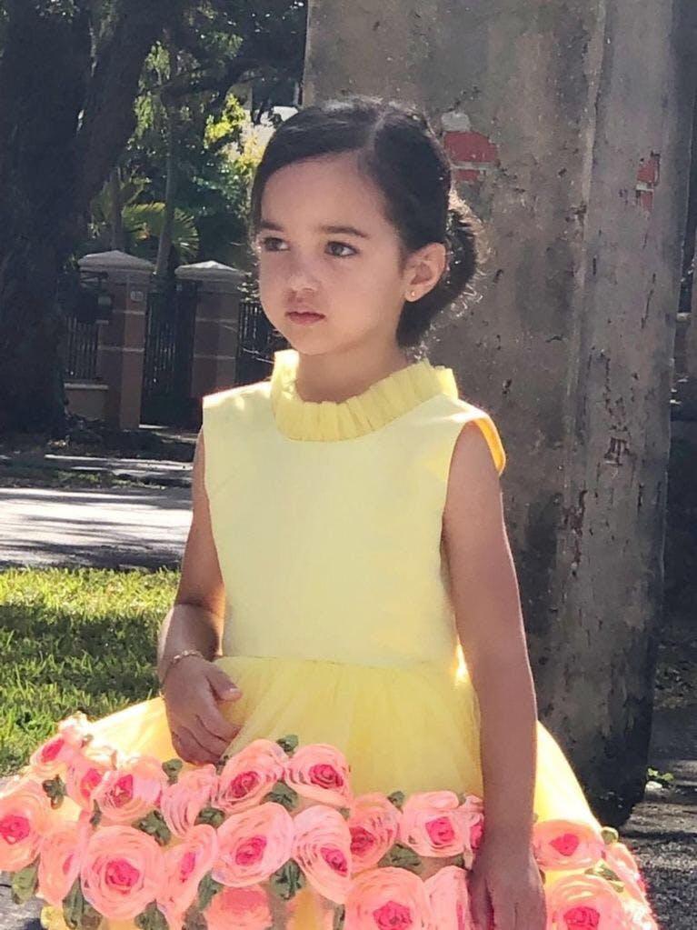 3461d2e51d81d Ella Dress (Yellow) - Baby Shop Online