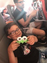 Long Trip: For Boys Age 5 Years+