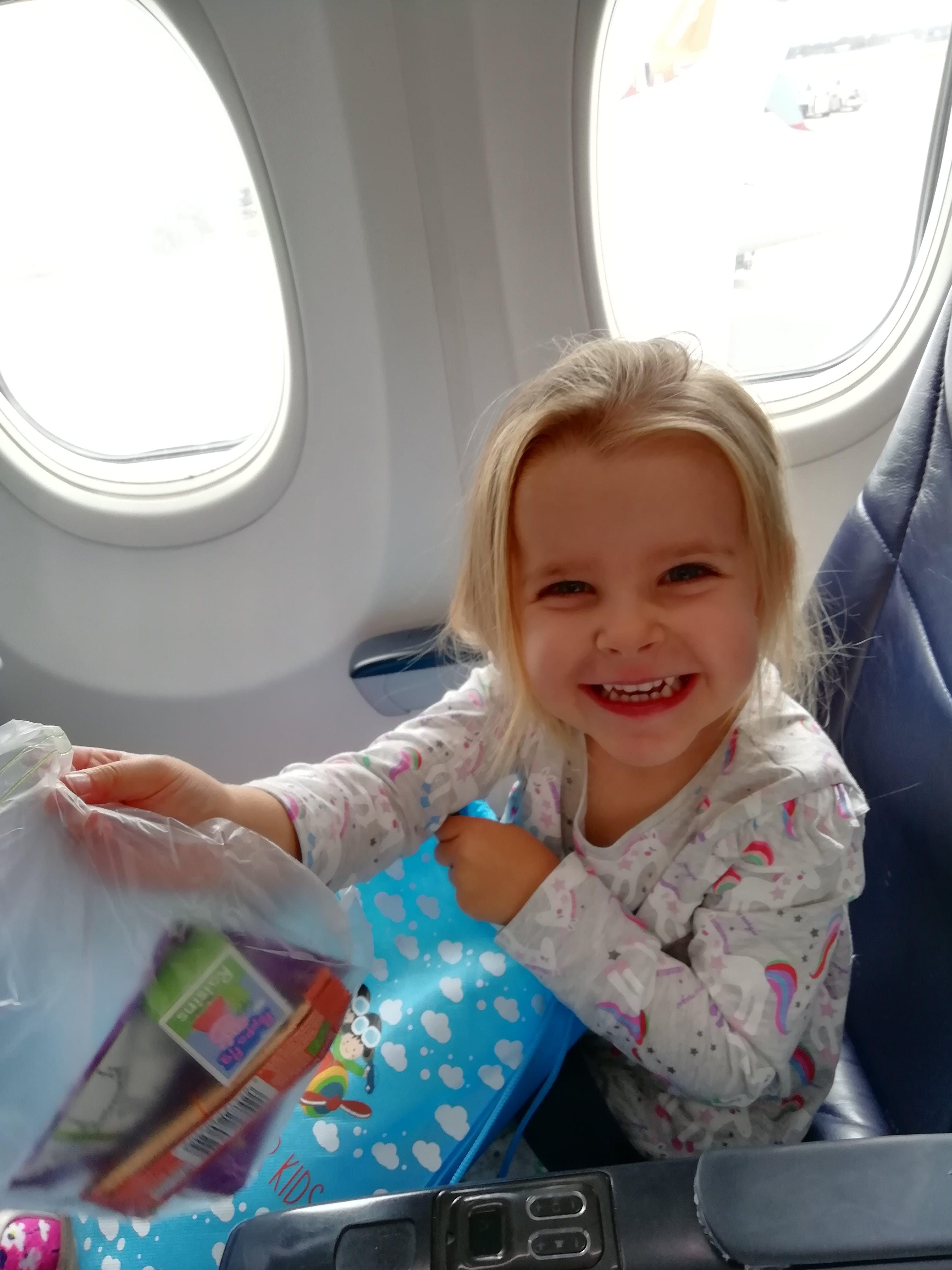 Medium Trip: For Girls Age 3-5 Years