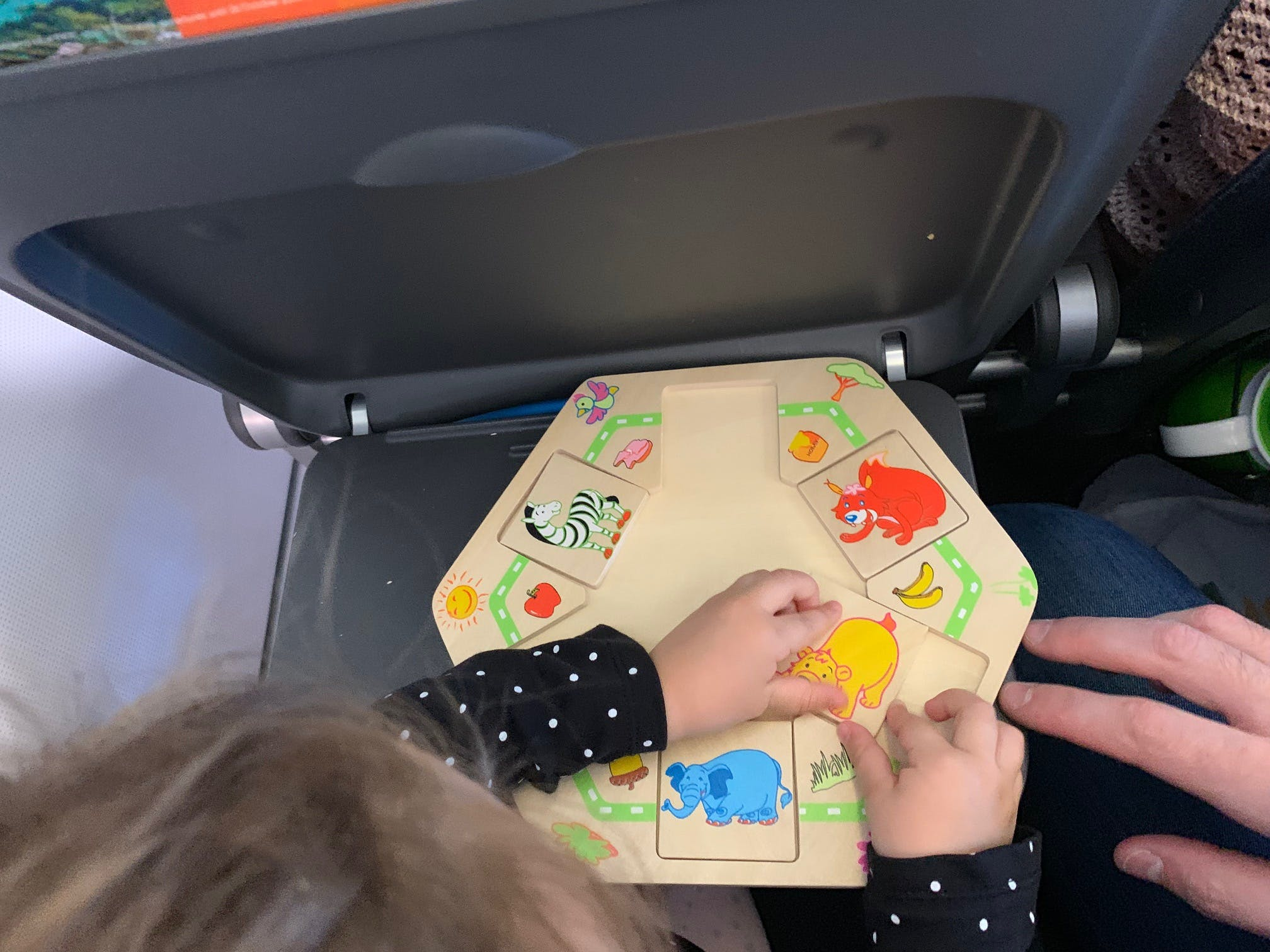 Long Trip: For Girls Age 1-3 Years
