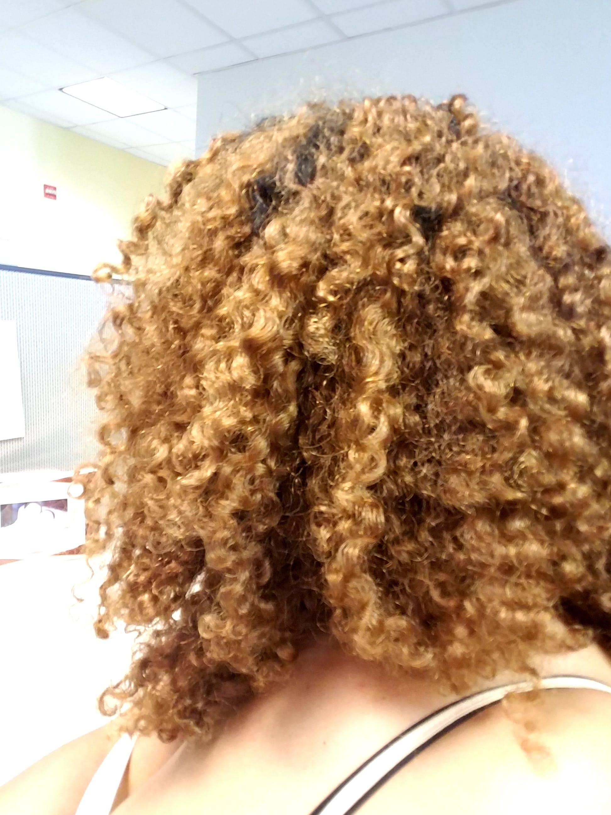 Shredding Of Natural Hair