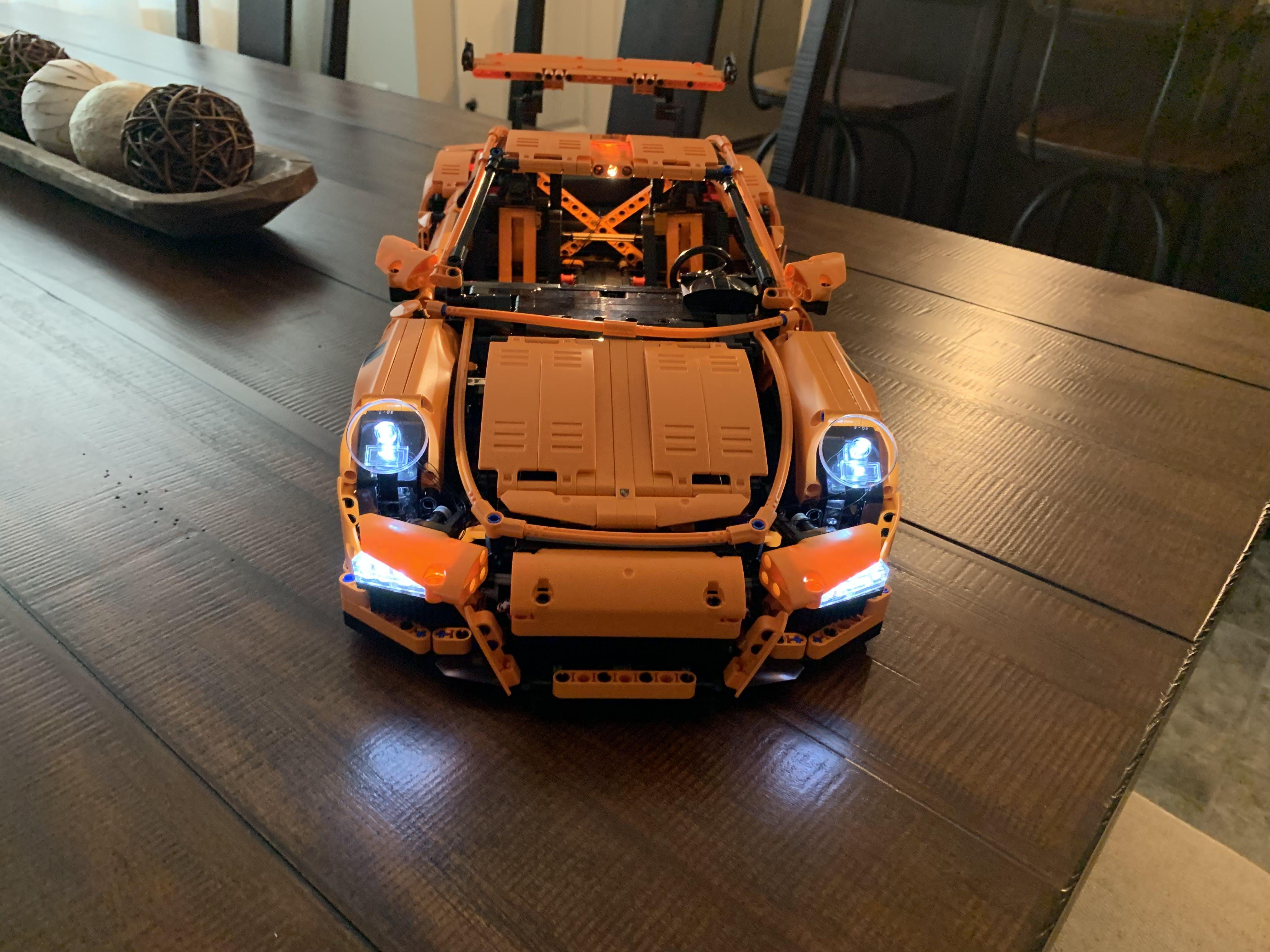 Light Kit For Porsche 911 GT3 RS 42056
