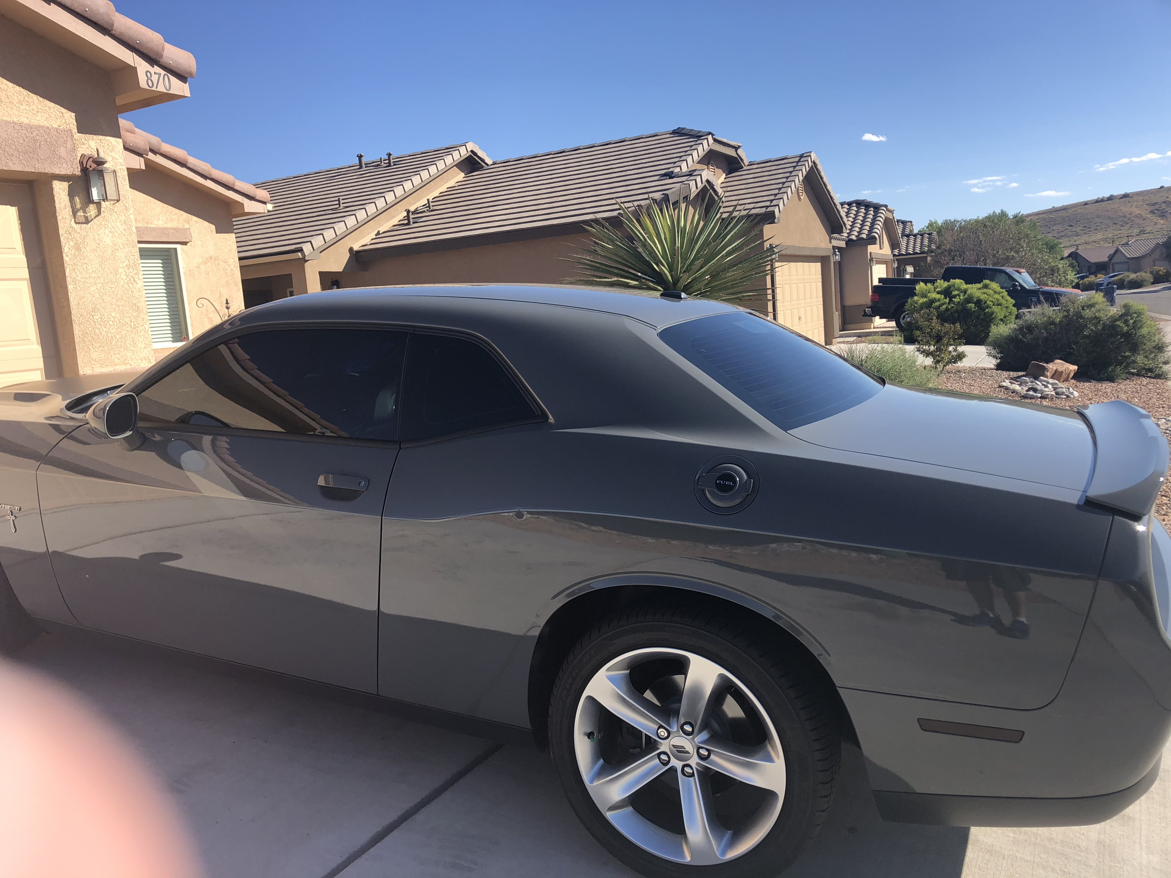 2015 dodge challenger rear reflector tint kit. Black Bedroom Furniture Sets. Home Design Ideas