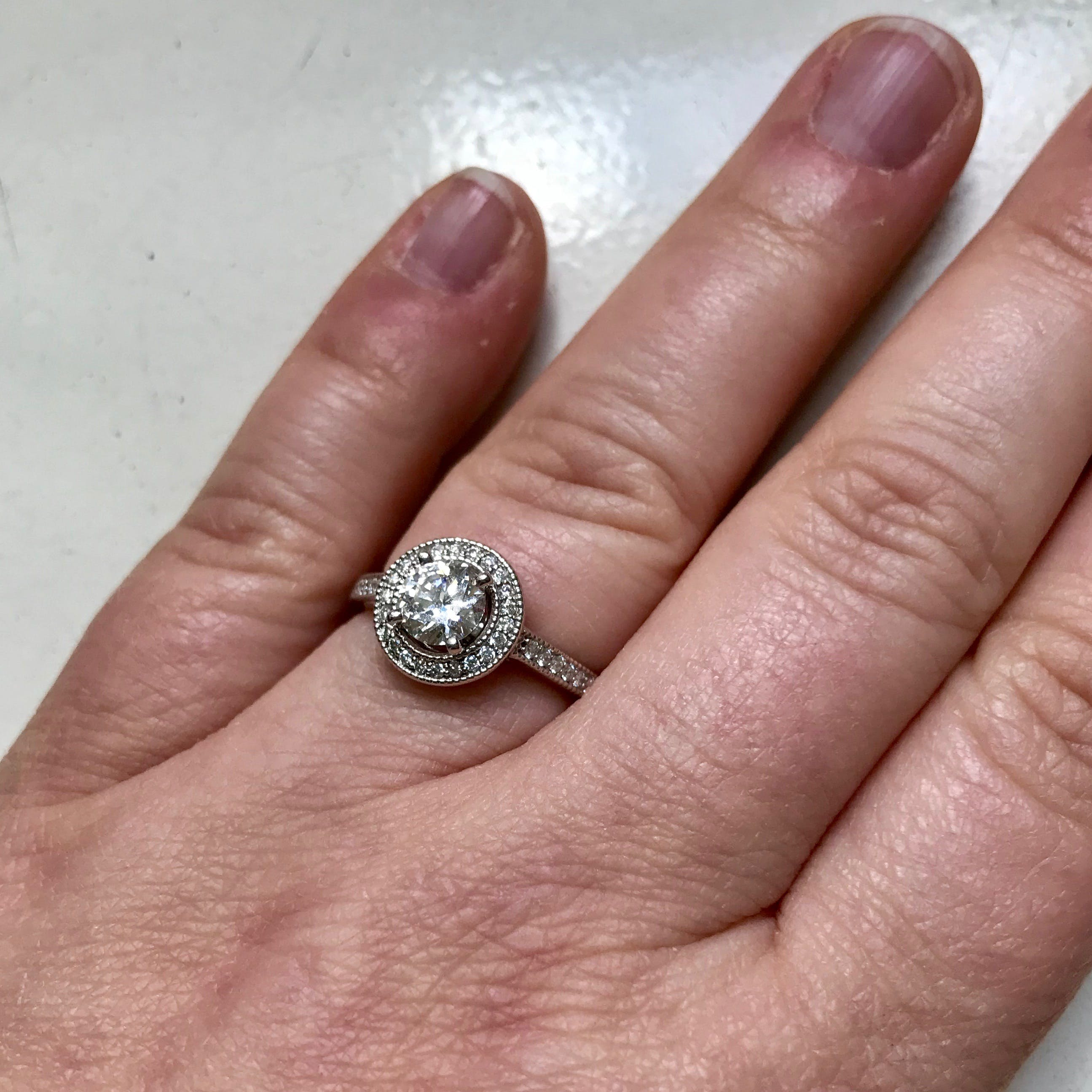 engagement metal you can vs and rings size full wedding wear ring mixed bands band platinum durability stack together with to gold of white rose next