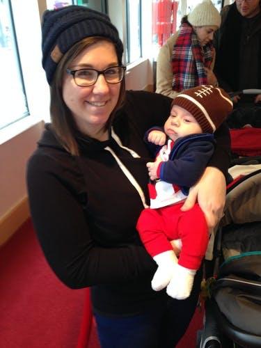bf8a7a2d498 Bun Maternity Blue Cozy Nursing HOODIE - Milk & Baby – Milk & Baby