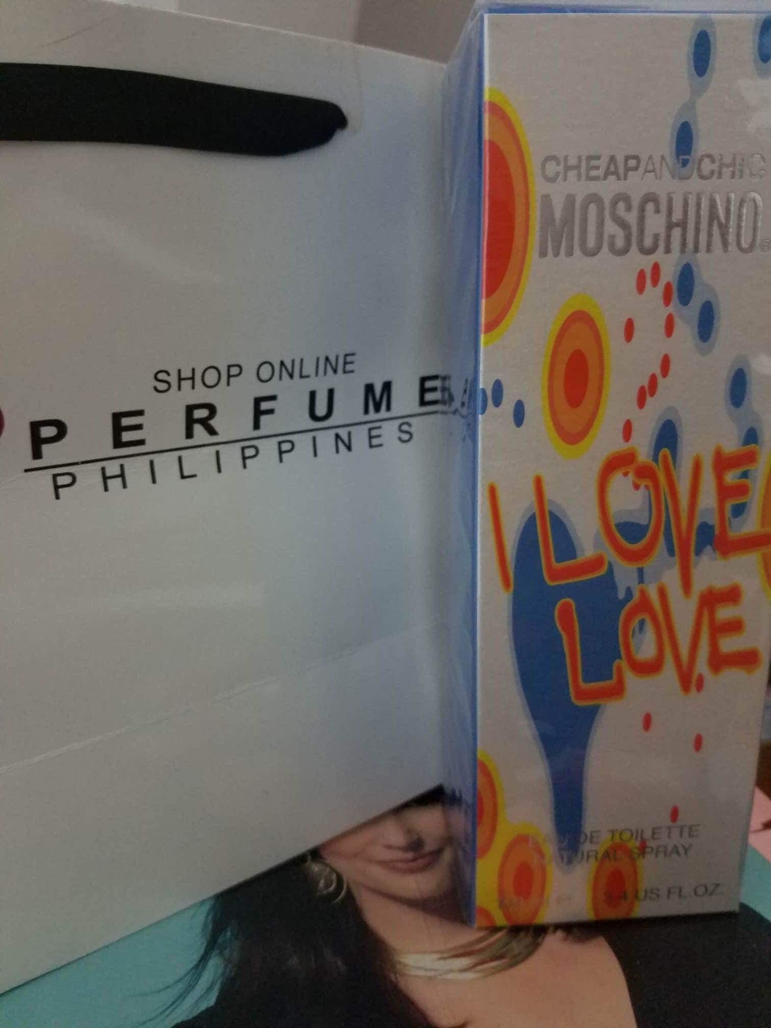 bench philippines perfume