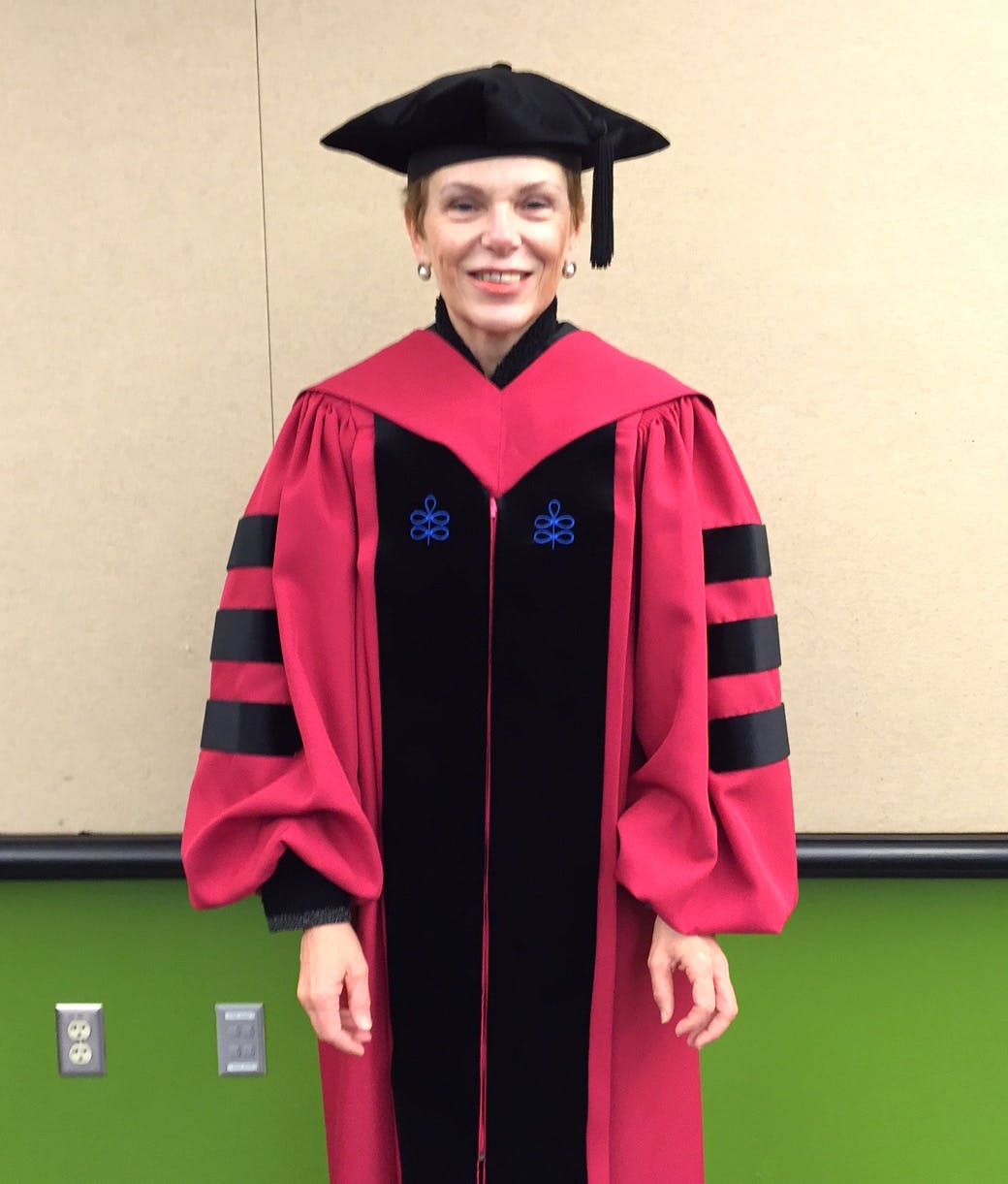 Harvard PhD Regalia – PhinisheD Gown