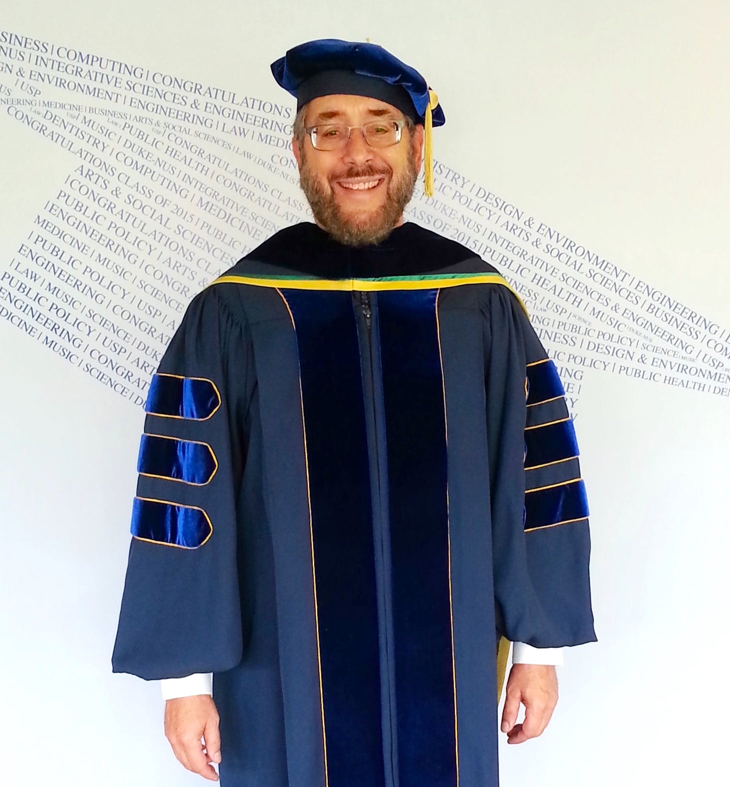 University of California PhD Regalia Set – PhinisheD Gown