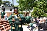 Class of 2018 Kente Cloth Graduation Stole