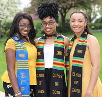 Class of 2020 Kente Cloth Graduation Stole