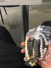 Distance Bracelets Set