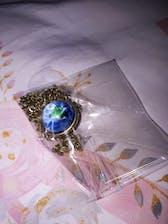 Nebula Glass Art Galaxy Necklace