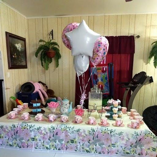 Blossom Girls Teacup and Saucer Set