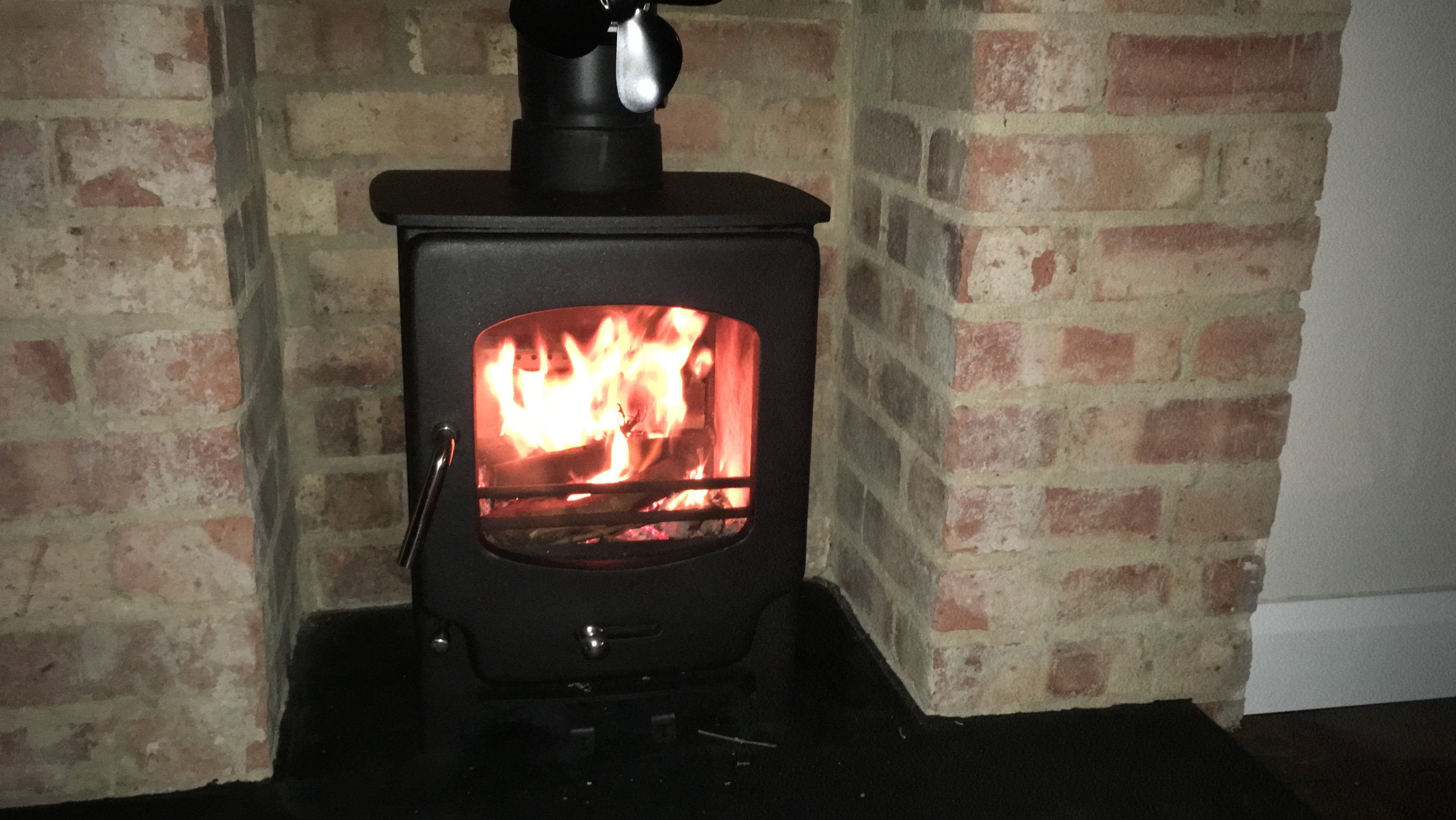 Saltfire St X4 Stove Ecodesign Wood Burning Stove The