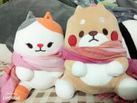 Yuta & Bella Tonton Plush Set
