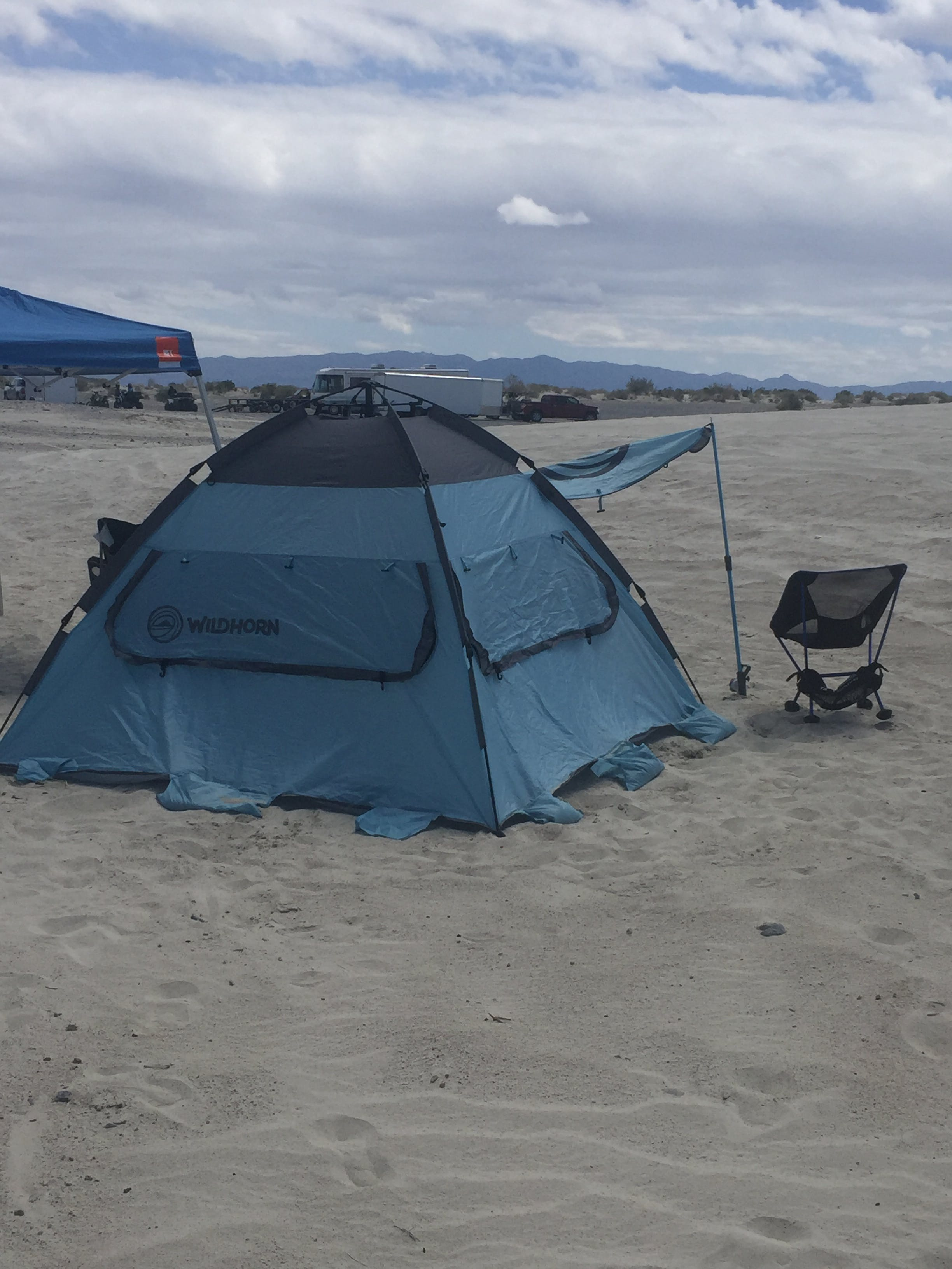 User picture & Sun Escape XL Beach Tent - WildHorn Outfitters