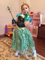 Kız çocuk Kostüm