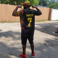 Personalized African Soul Jersey Shirt