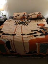 Ancient Egyptian Bedding Set