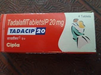 TADACIP, Cialis generico 20 mg