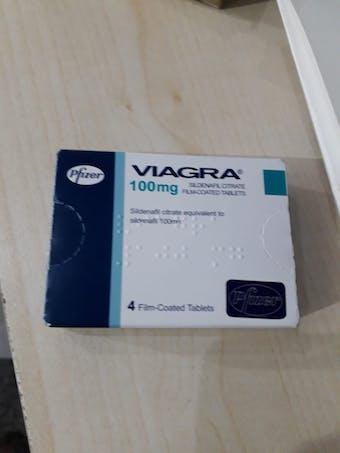 VIAGRA ORIGINALE 100 mg