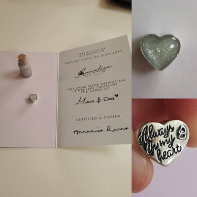 'Always' Ashes Charm